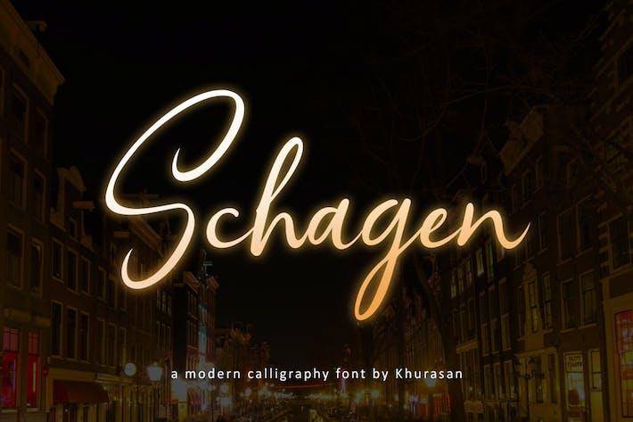 Thumbnail for Schagen Script