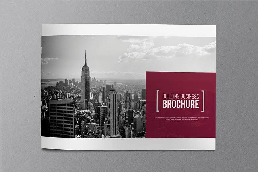 Architecture Business Brochure 02