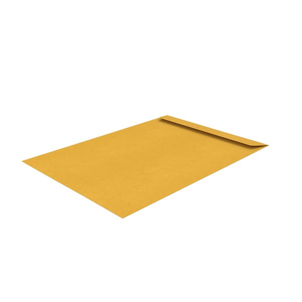 Cover Image for Yellow Envelope