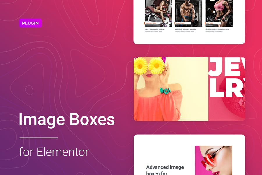 Advanced Image-Box for Elementor