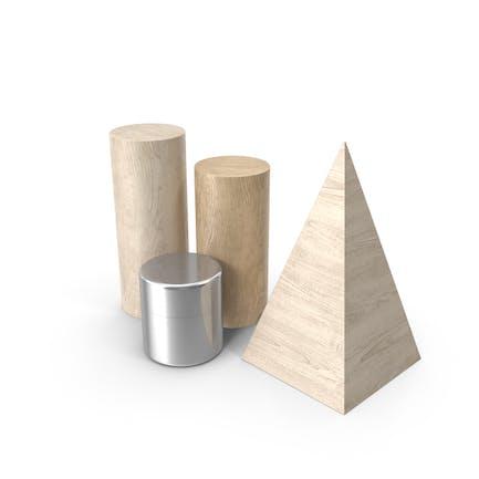 Decoraciones geométricas