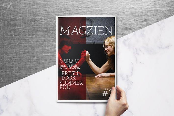 Cover Image For Minimal Magazine