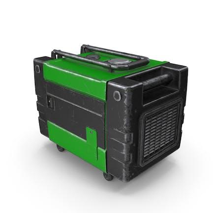Generador Portátil Verde Usado
