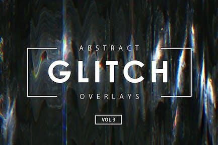 Glitch Effect Overlays Vol. 3