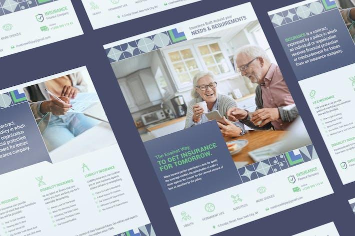 Empire Poster Insurance Deux Côtés