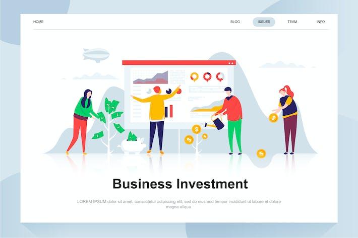Thumbnail for Бизнес-инвестиционная концепция квартиры
