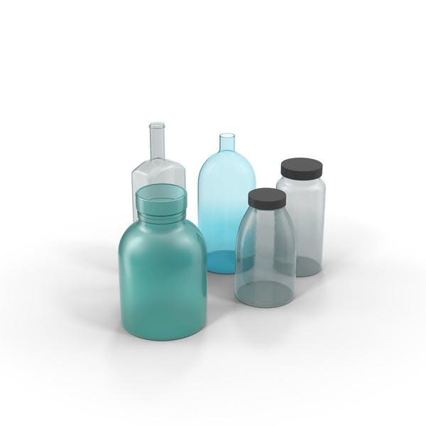 Cover Image for Стеклянные контейнеры