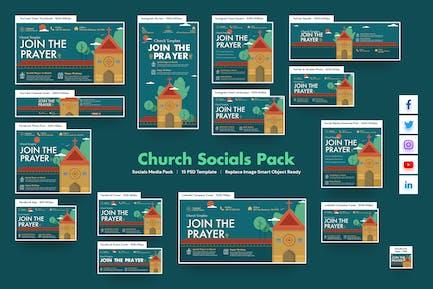 Church Social Pack