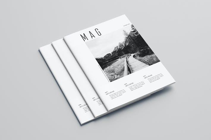 Thumbnail for Cool Minimal Photography Magazine