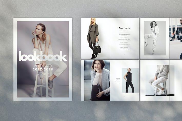 Thumbnail for Fashion Lookbook