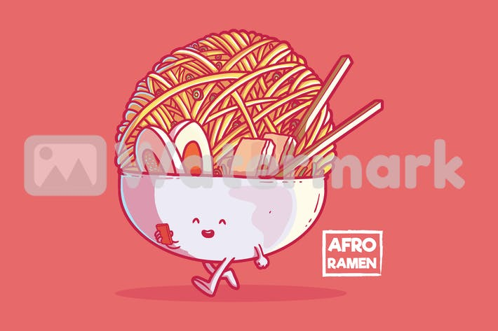 Thumbnail for Afro Ramen