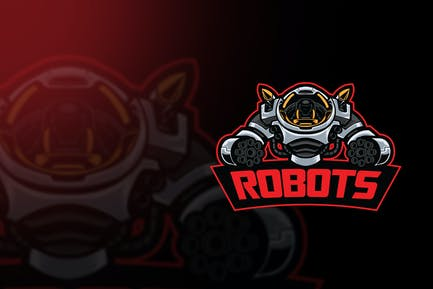 Robots Esports Logo
