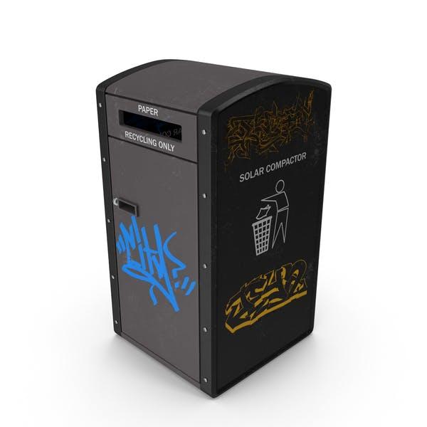 Thumbnail for Утилизация мусорный бак