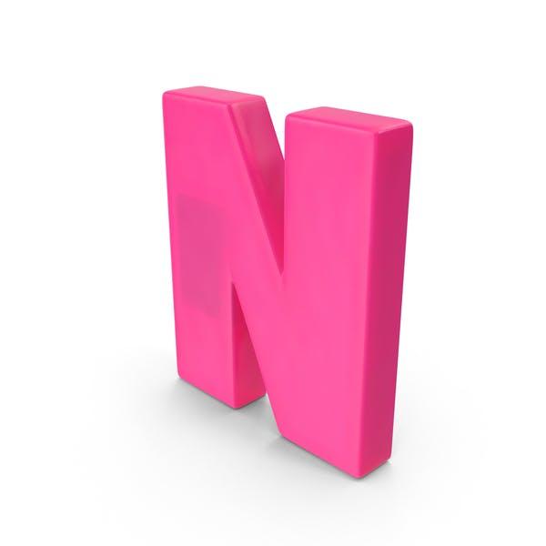 Cover Image for Letter N Fridge Magnets
