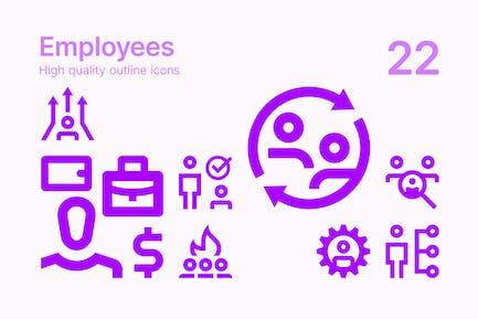 HR.  Mitarbeiter