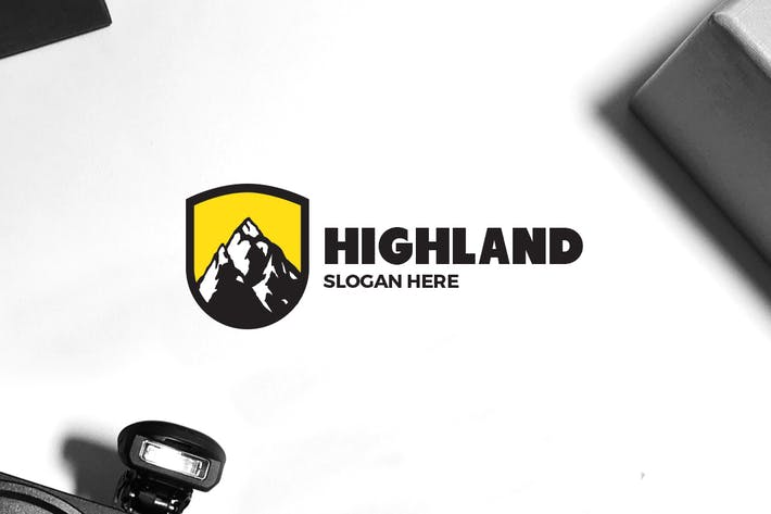 Thumbnail for Highland Logo