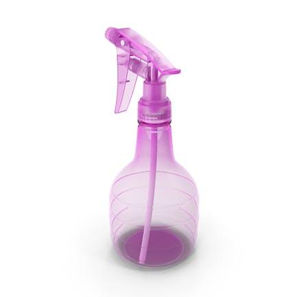 Botella de spray vacía