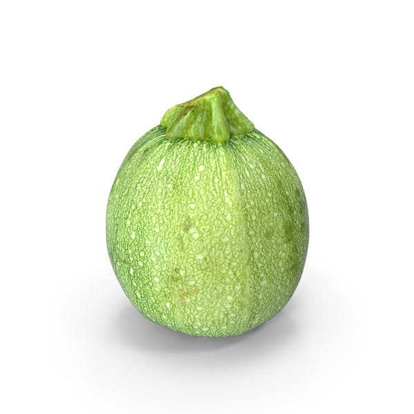 Cover Image for Round Zucchini