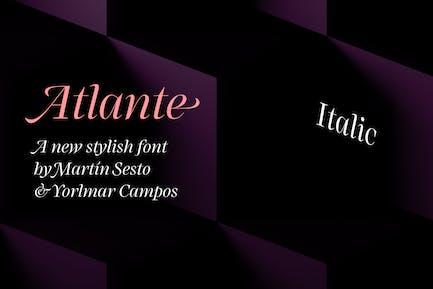 RNS Atlante Italic
