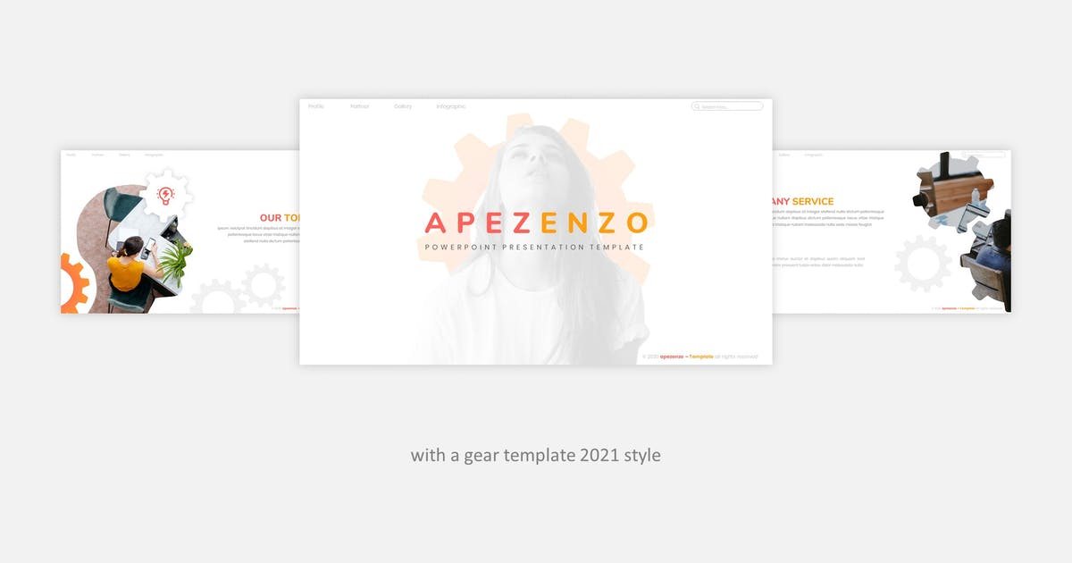 Download Apezenzo - Business Powerpoint Template by inspirasign