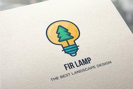 Creative Landscape Design Logo Template