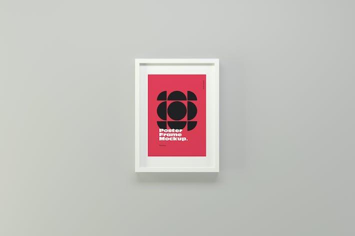 Thumbnail for Poster Frame Mockups