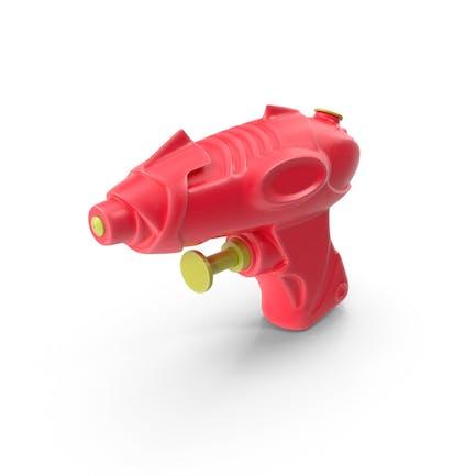 Pink Water Gun