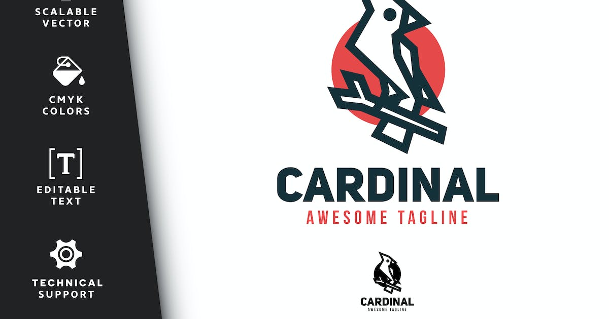 Download Cardinal Logo by Scredeck