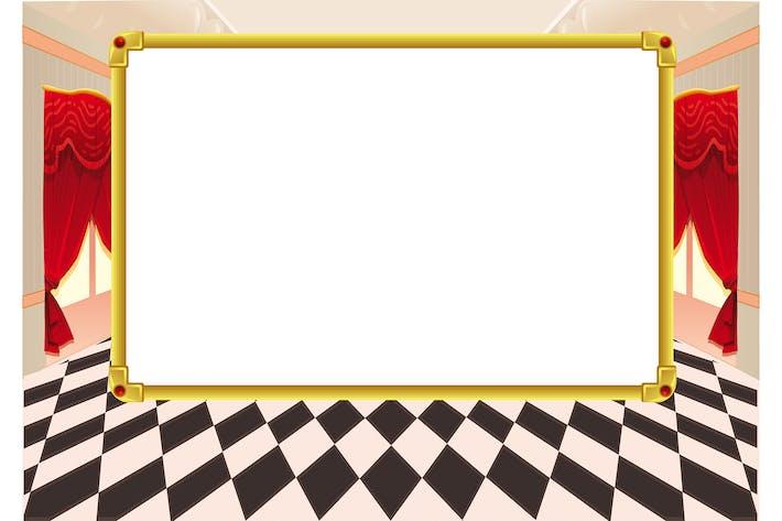Thumbnail for Забавная карточка с пустым пространством для текста