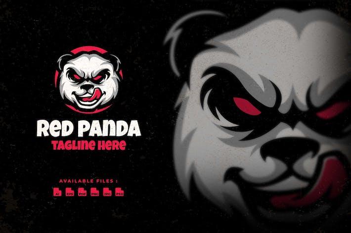 Thumbnail for Logo Panda Rouge