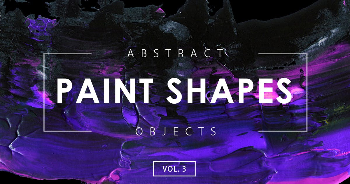 Download Abstract Paint Shapes 3 by M-e-f