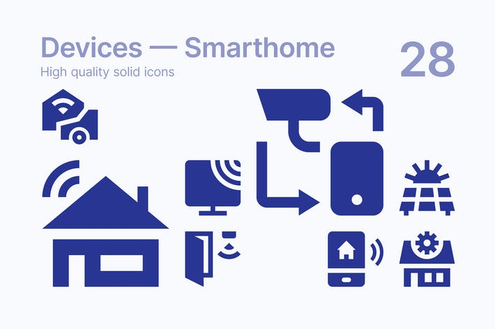 Thumbnail for Devices — Smart home