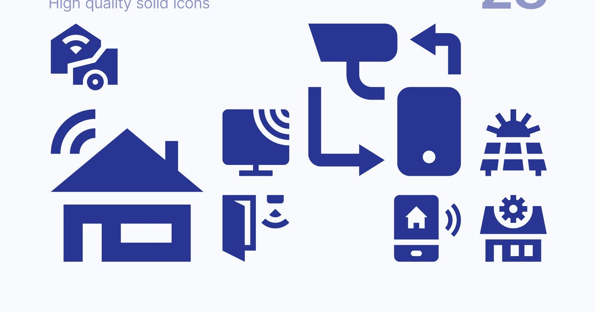 Download Devices — Smart home by polshindanil