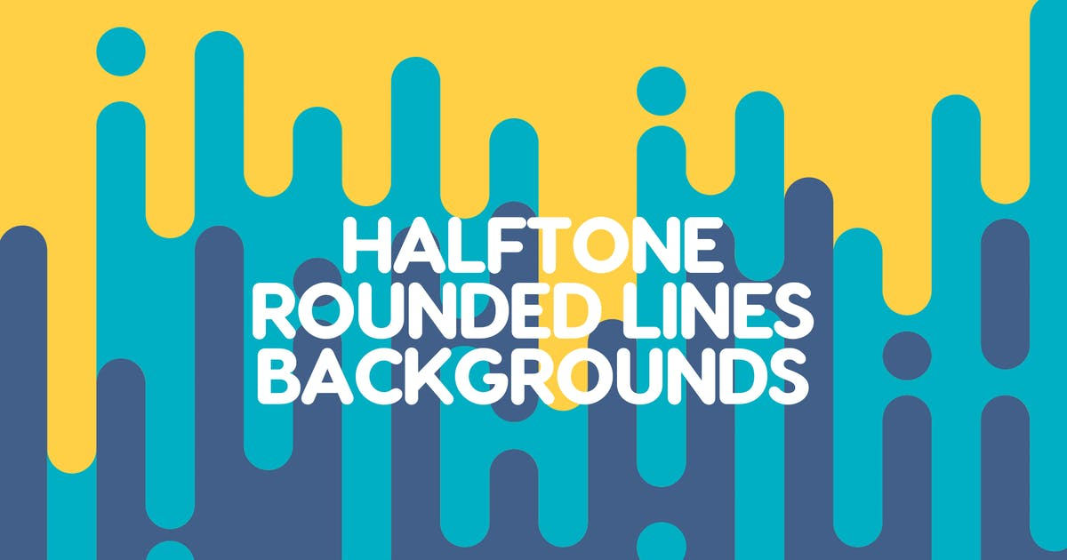 Download Halftone Vertical Melting Lines Backgrounds by themefire
