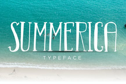 Summerica Typeface