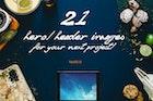 21 Hero/Header images