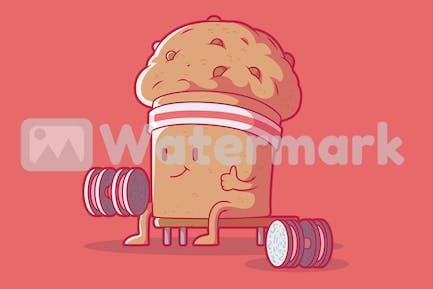 Sport Muffin