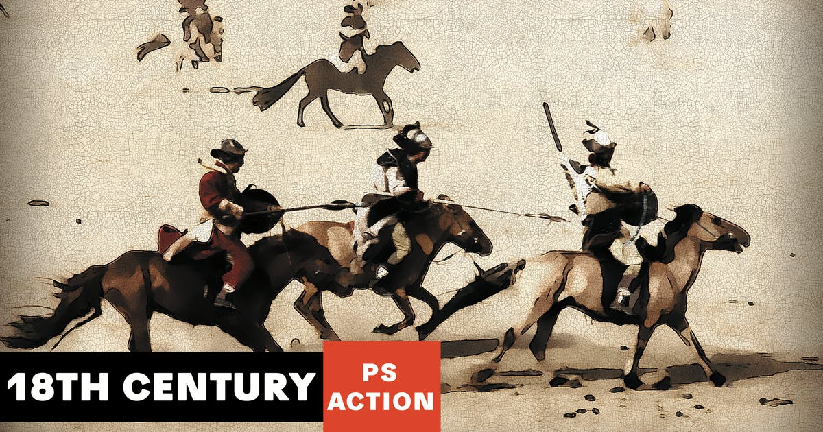 Download 18th Century Painting Photoshop Action by AB-Designer