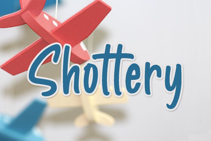 Thumbnail for Shottery - Calssy manuscrita