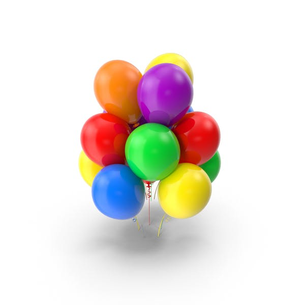 Thumbnail for Multicolor Balloons