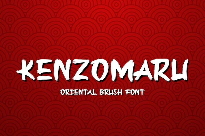 Thumbnail for Kenzomaru - Brocha Oriental