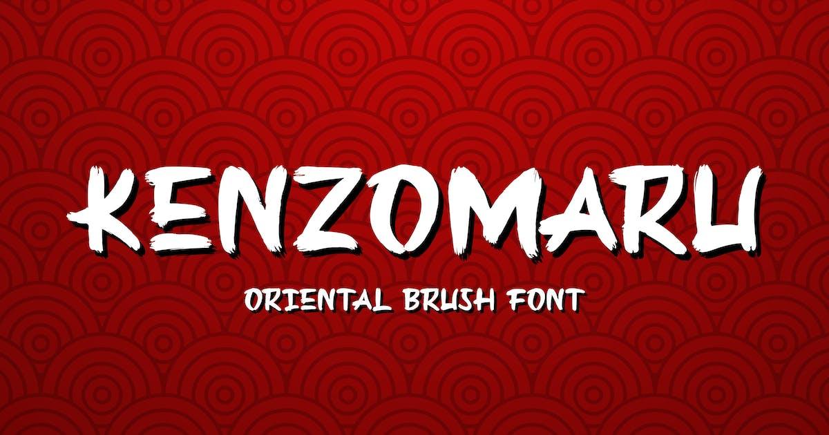 Download Kenzomaru - Oriental Brush by Alterzone