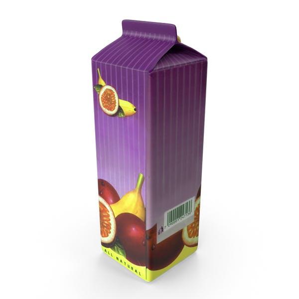 Passionsfruchtsaftkarton