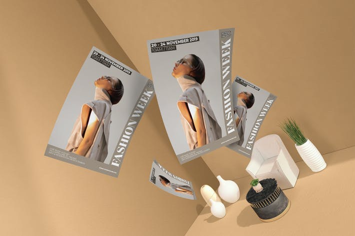 Thumbnail for Natasha Fashion Week Flyer