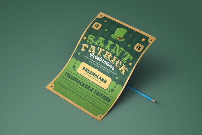 Thumbnail for St. Patrick Flyer