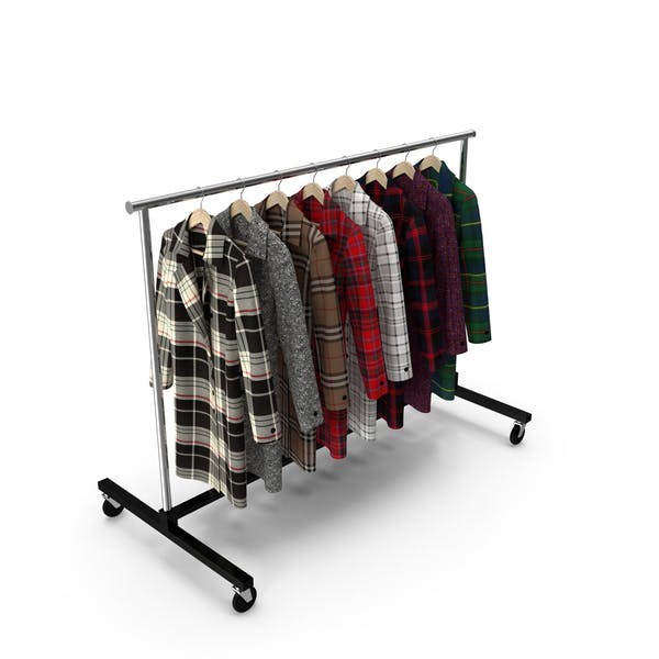 Thumbnail for Coat Clothing Rack