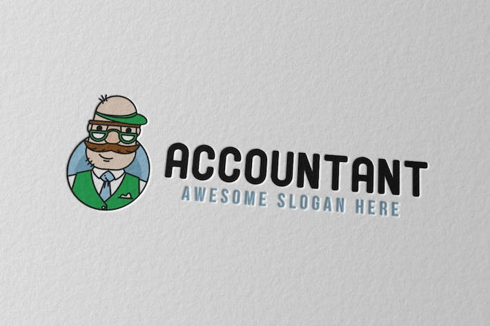 Thumbnail for Accountant Logo