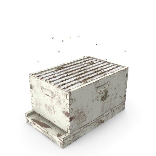 Thumbnail for Painted Brood Box Cedar 8 Frames