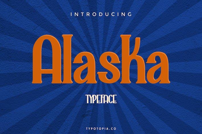 Fuente de visualización de Alaska