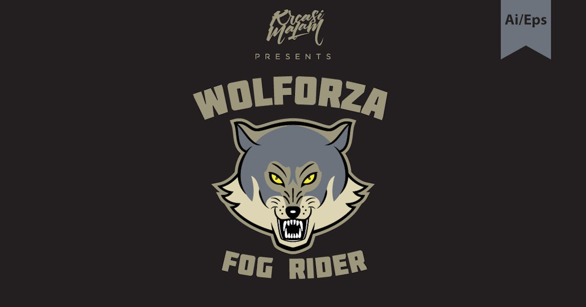 Download Wolforza Logo Template by Unknow